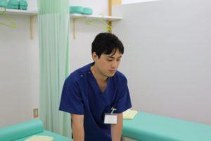 治療の流れ施術画像1