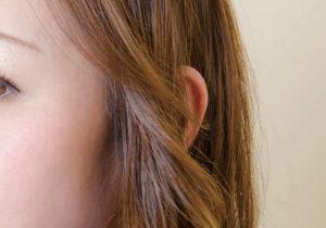 耳ツボ画像